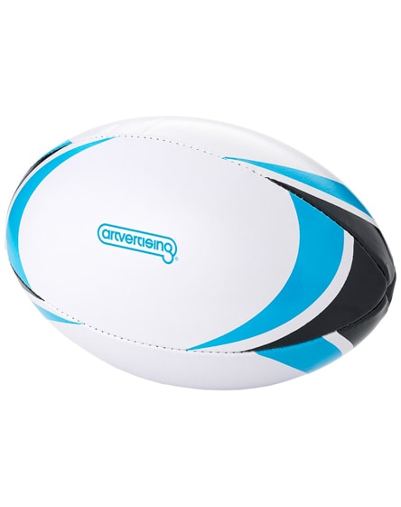 branded stadium rugby ball