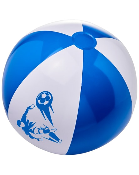 branded bora solid beach ball