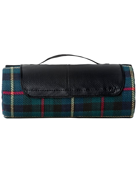 branded park water and dirt resistant picnic blanket