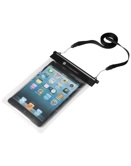 branded splash waterproof mini tablet touchscreen pouch