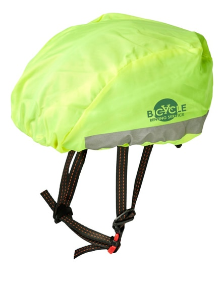branded andre reflective and waterproof helmet cover