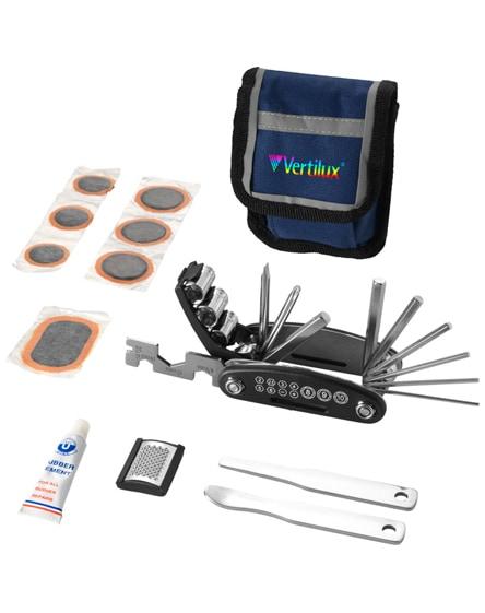 branded wheelie bicycle repair kit