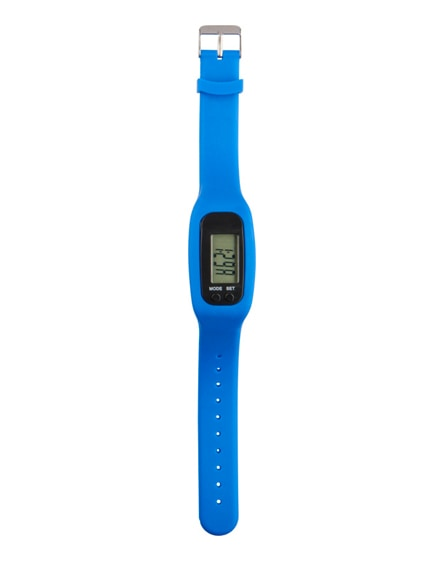 branded get-fit pedometer step counter smartwatch