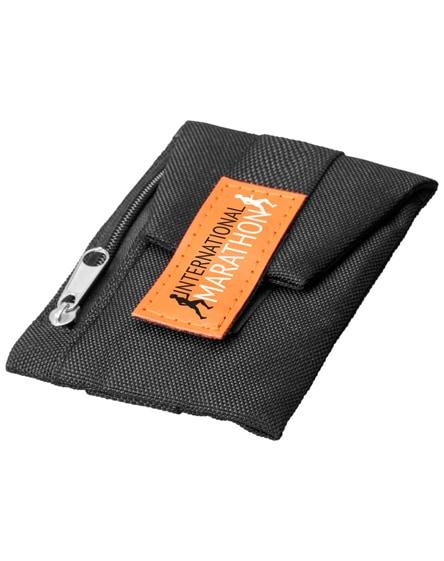 branded keeper shoe wallet