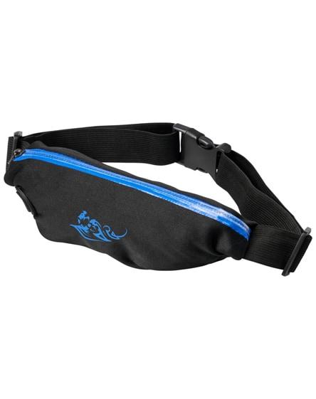 branded nicolas flexible sports waist bag