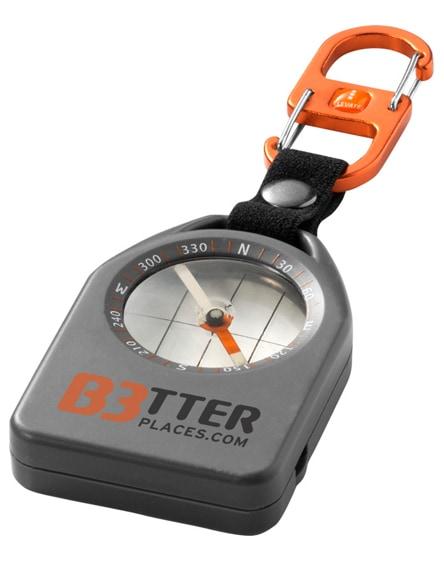 branded alverstone multi-function compass