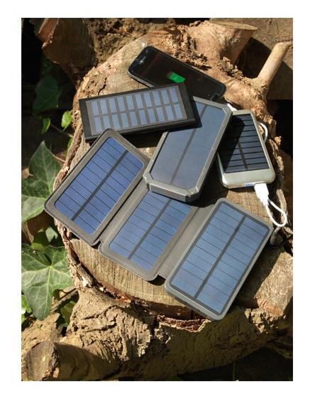 branded peak 10.000 mah solar power bank