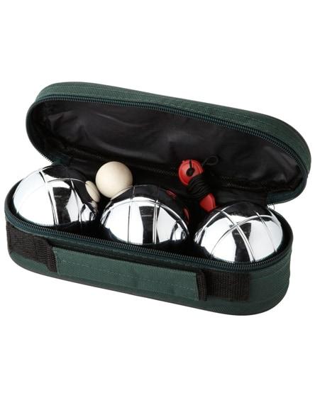 branded jose 3-ball petanque set