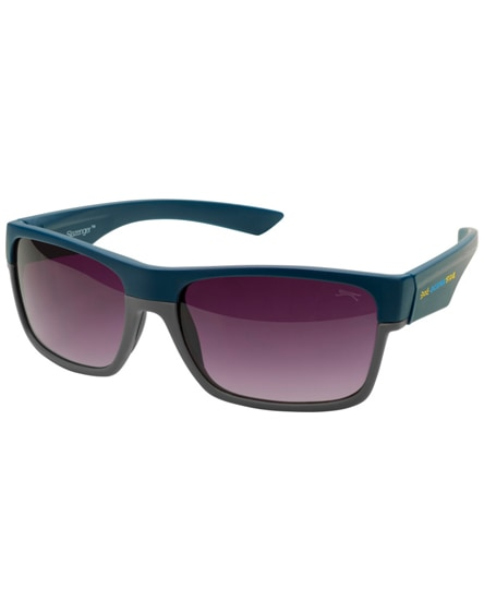 branded duotone sunglasses