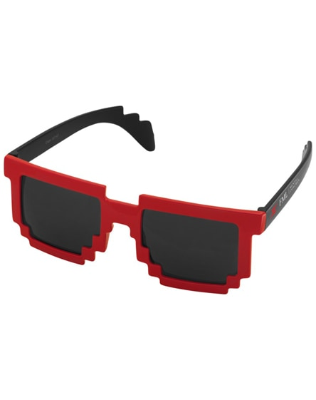 branded pixel sunglasses
