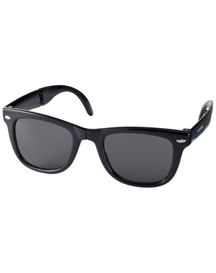 branded sun ray foldable sunglasses