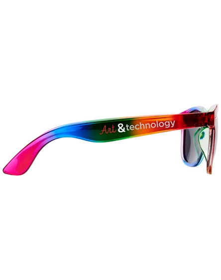 branded sun ray rainbow sunglasses