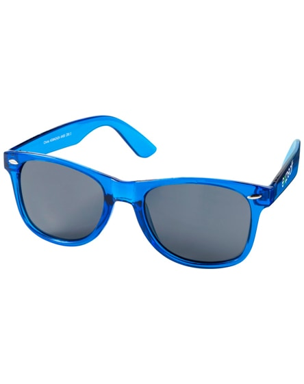branded sun ray sunglasses with crystal frame