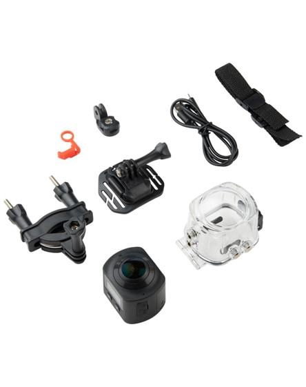branded surround 360° wireless action camera