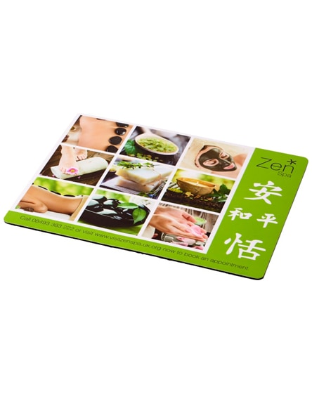 branded q-mat rectangular mouse mat
