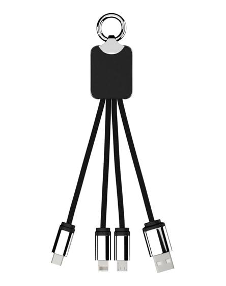 branded scx.design c15 quatro light-up cable