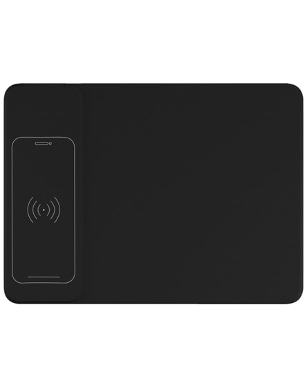 branded scx.design o25 10w light-up induction mouse pad