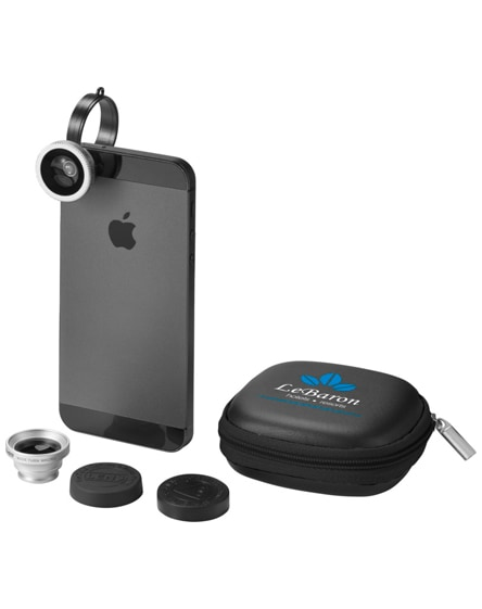 branded prisma smartphone camera lenses set