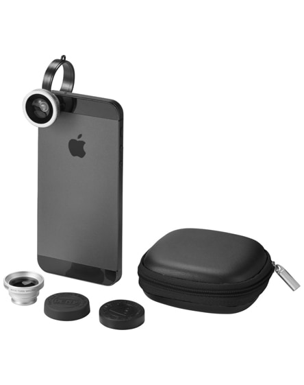 branded prisma smartphone camera lenses set