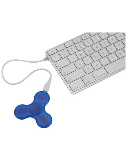 branded spin-it widget bluetooth cpsia-compliant speaker