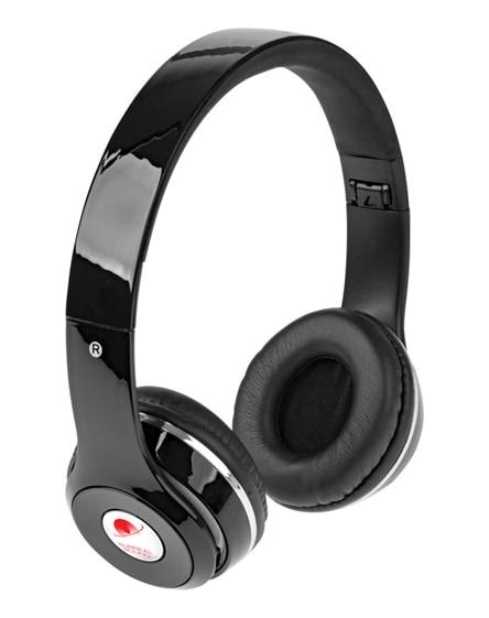branded cadence foldable bluetooth headphones