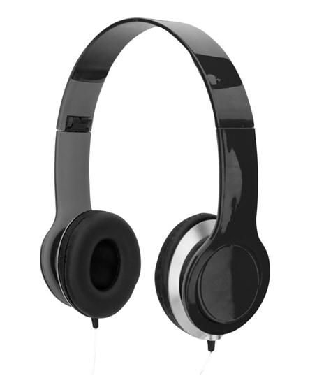 branded cheaz foldable headphones