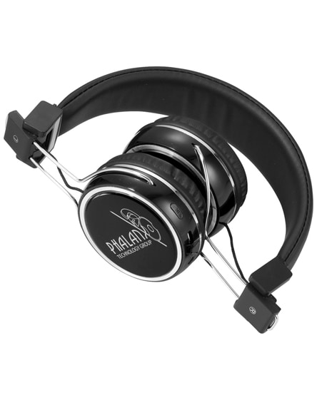 branded midas touch bluetooth headphones