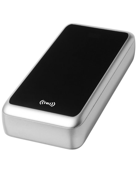 branded current 20.000 mah wireless power bank with pd