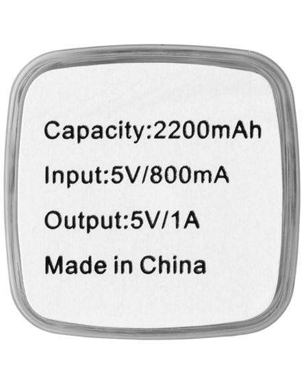branded flash 2200 mah power bank