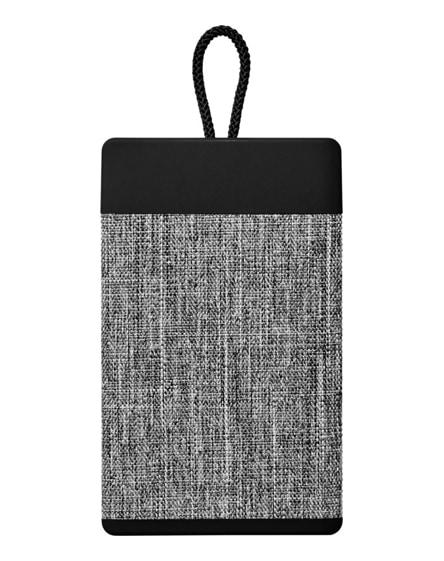 branded weave 4000 mah fabric power bank