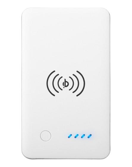 branded zing qi wireless 4000 mah power bank