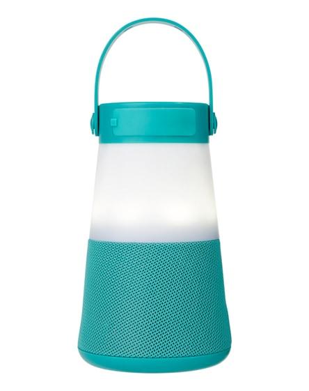 branded lantern light-up bluetooth speaker