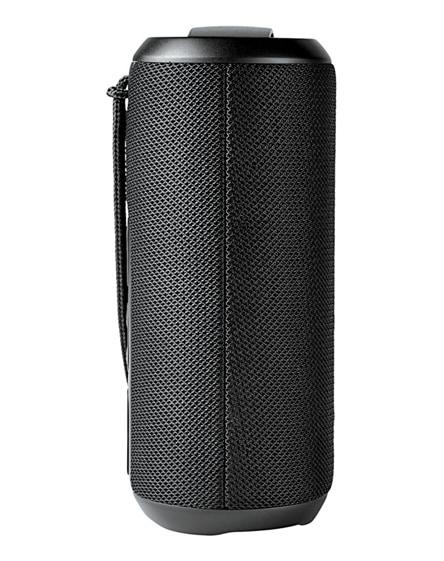 branded rugged fabric waterproof bluetooth speaker