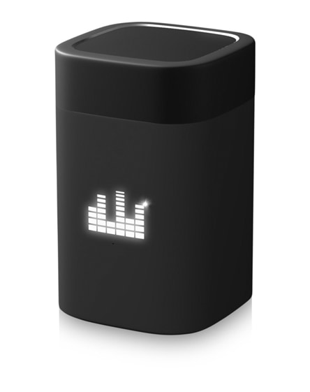 branded scx.design s30 5w light-up clever speaker