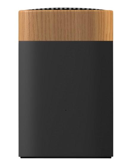 branded scx.design s31 light-up clever wood speaker