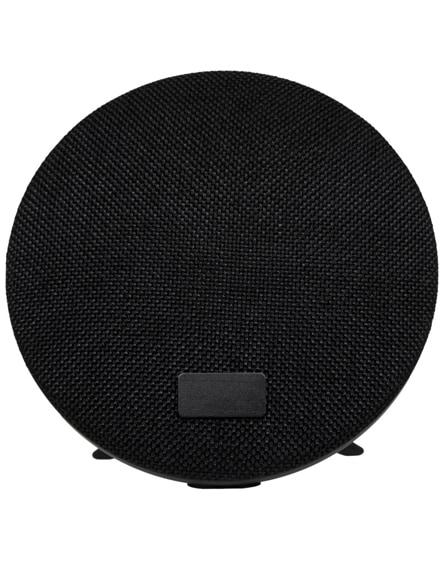 branded wool bluetooth fabric speaker stand