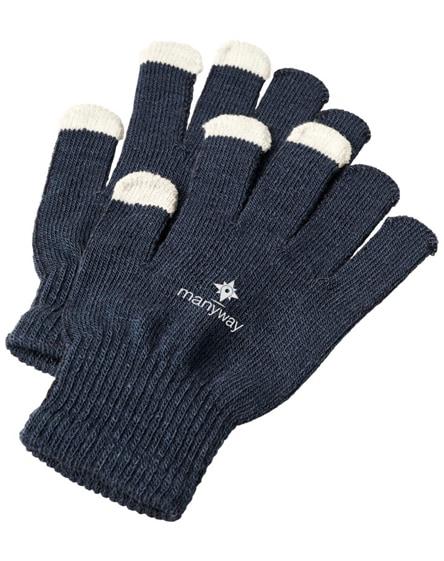 branded billy tactile gloves
