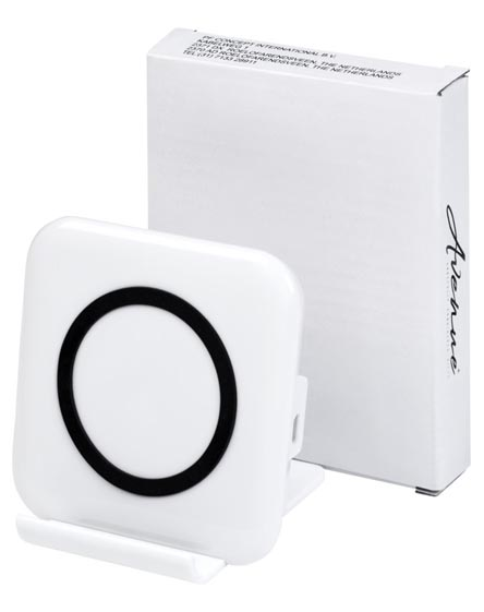branded catena wireless charging phone stand