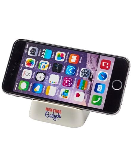 branded crib phone stand