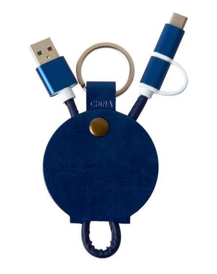 branded gist 3-in-1 charging cable