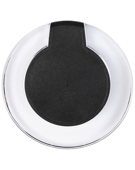 branded meteor qi wireless charging pad