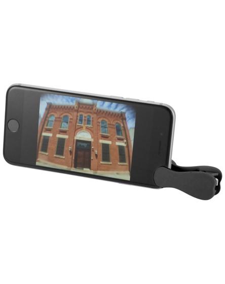branded optic wide-angle and macro smartphone camera lens