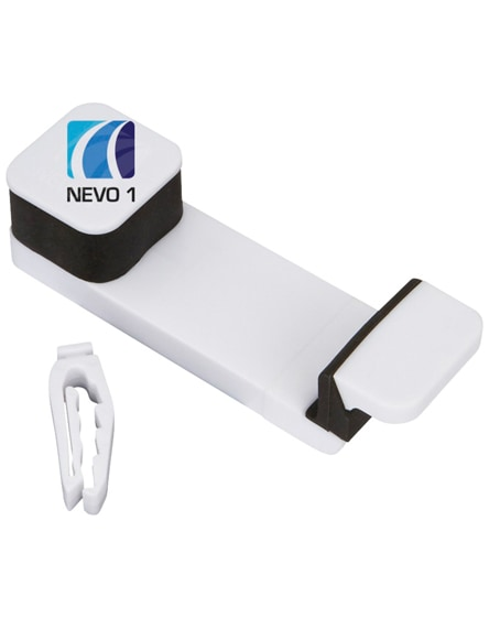 branded places smartphone holder for car air vents