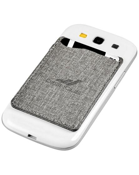 branded premium rfid phone wallet