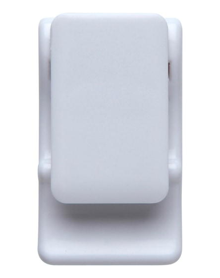 branded prone phone stand and holder
