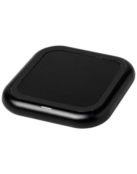 branded radiant light-up logo wireless charging pad