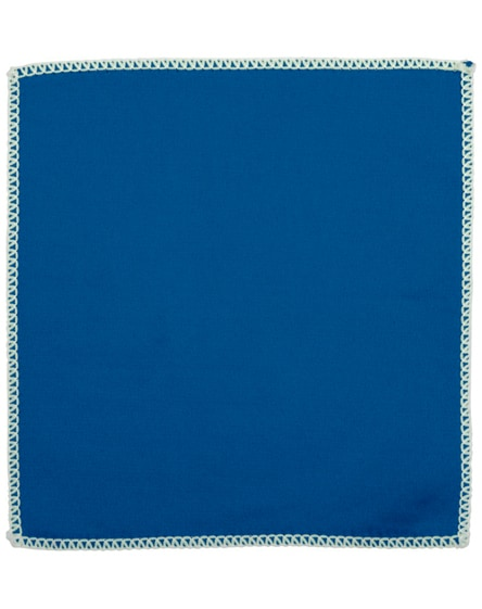 branded wiped screen cleaning cloth