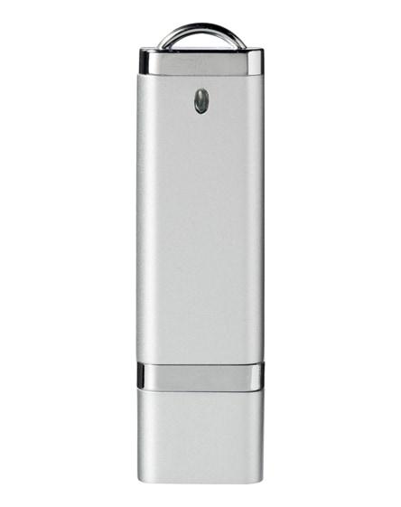 branded flat 4gb usb flash drive