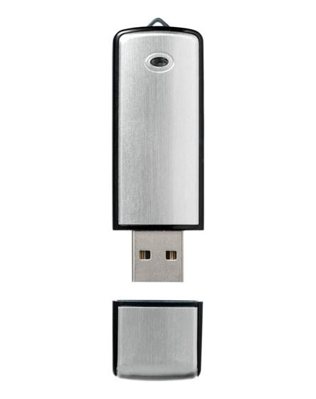 branded square 4gb usb flash drive