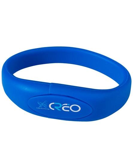branded usb bracelet